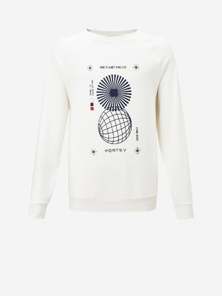 ONE PLANET ONE LIFE Graphic Sweatshirt