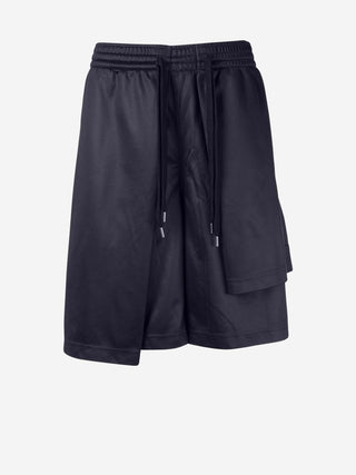 Utility pocket racing check shorts - Bottoms - PortsV
