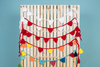 Triangle bunting