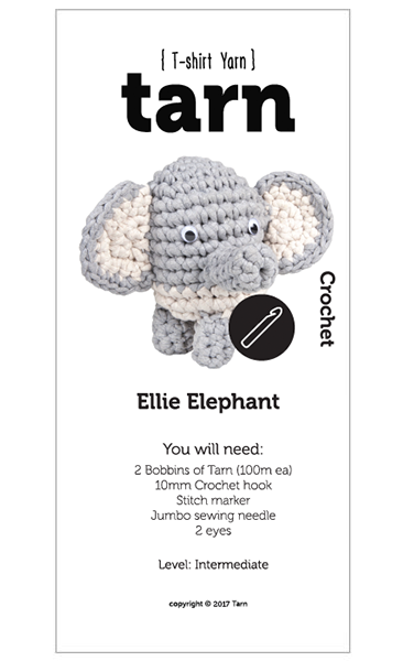 Ellie Elephant - Available Online Only