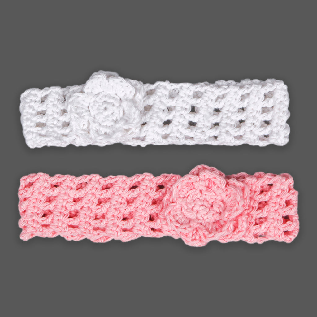 Cotton Baby Headbands