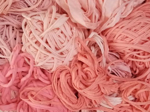 Crafters Cuts 500g - Peachy Pinks
