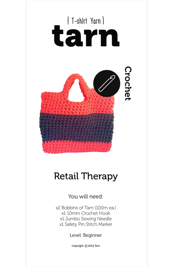 Retail Therapy Pattern