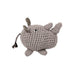Cotton Baby Shaker - Rhino