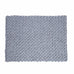 Navy 80cm by 100cm Seed Stitch Mat