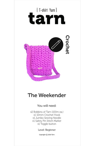 The Weekender Pattern