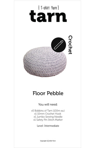 Floor Pebble Pattern