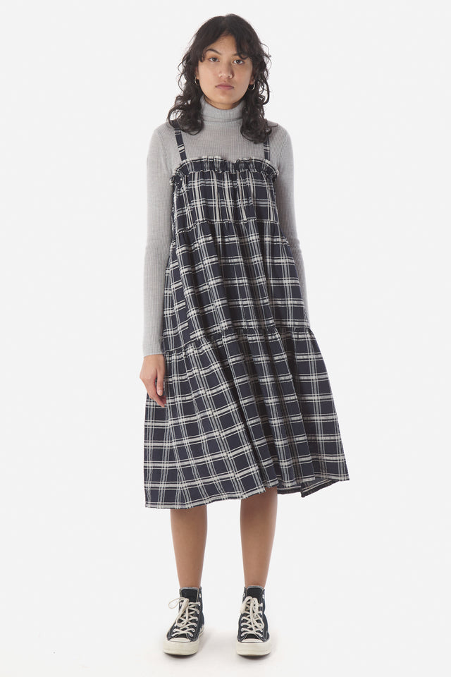 Checks Skirtdress
