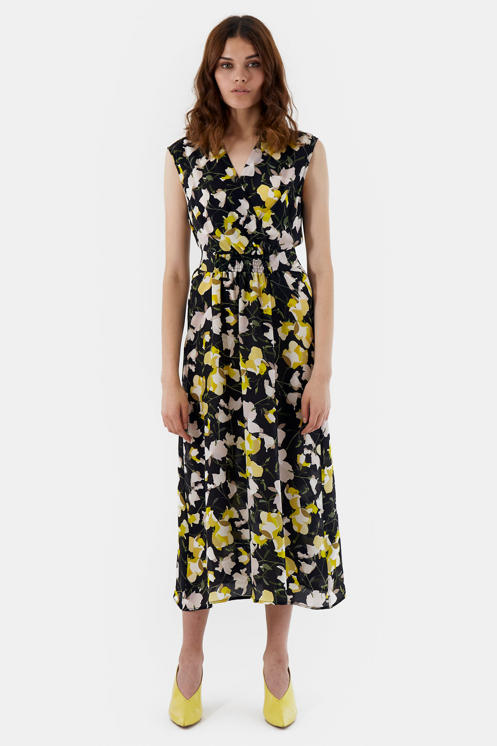 Roselie Sleeveless Dress