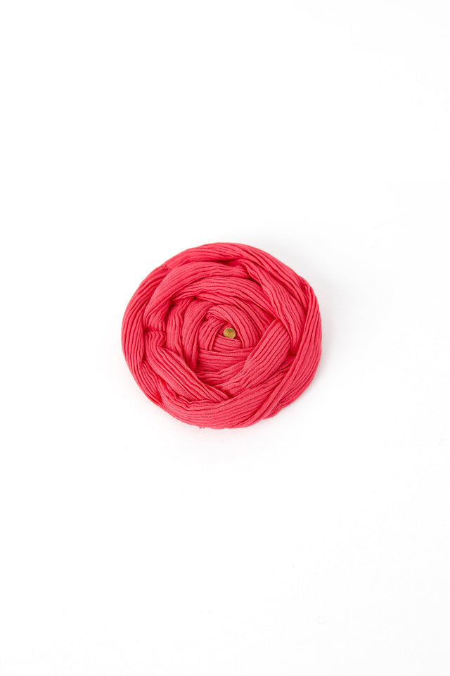 Couture rosette