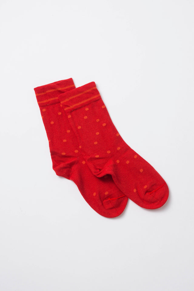 Dotty sock