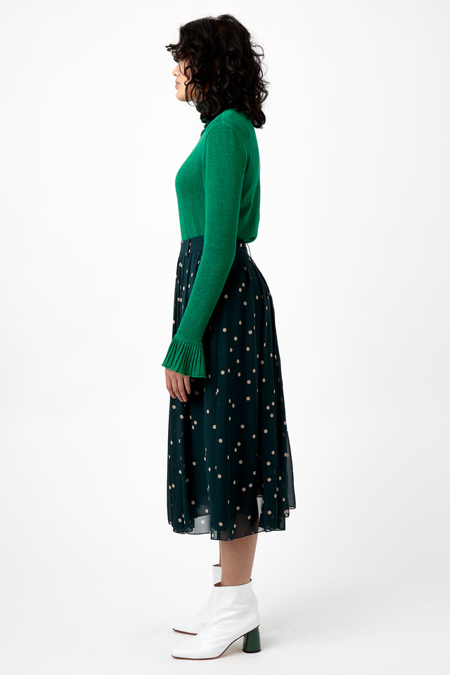 Dotty skirt