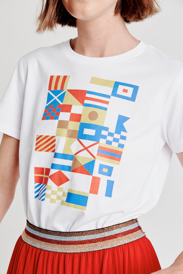 Flags t-shirt