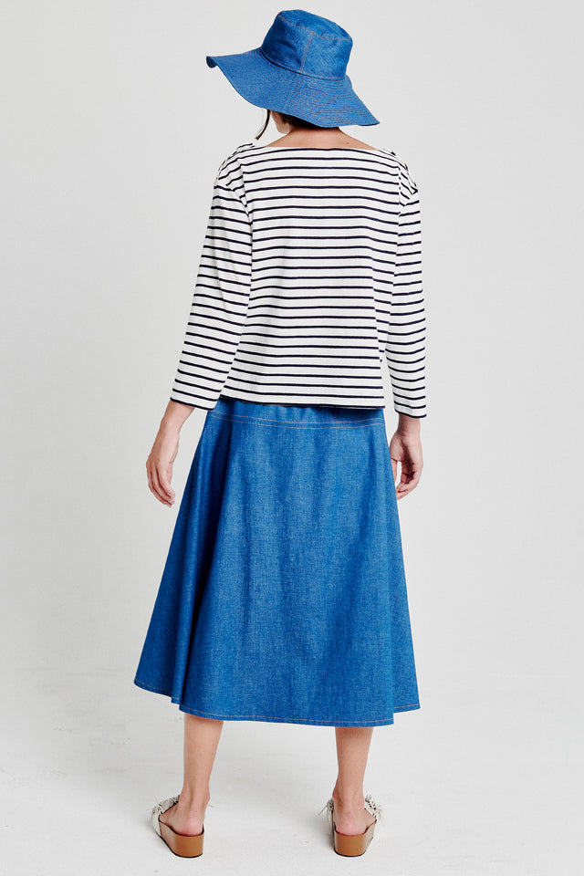 Sailor Bateau top