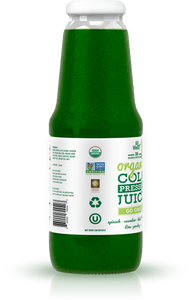 AllWellO Organic Cold-Pressed Go Green 1L