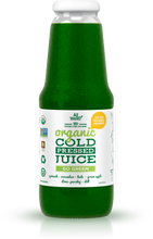 Load image into Gallery viewer, AllWellO Organic Cold-Pressed Go Green 1L