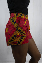 Load image into Gallery viewer, African Fabric Shorts