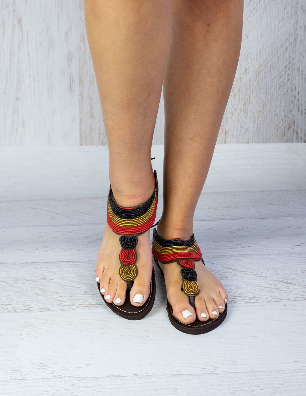 Beautiful Simple Sandals