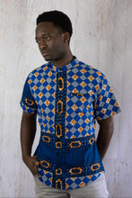 Load image into Gallery viewer, African Mens Shirt