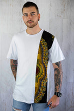 Load image into Gallery viewer, White African Shirt