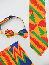 Load image into Gallery viewer, Colour Aztec Tie