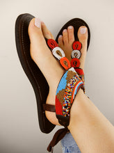 Load image into Gallery viewer, Sunset Sandals