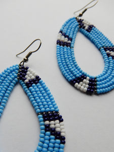 Sweet Blue Earrings