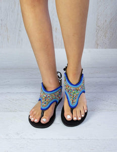Afrix Style Moonlight Sandals