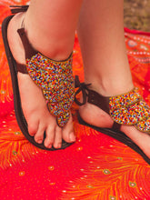 Load image into Gallery viewer, Afrix Style Sandals Freckles Sandals