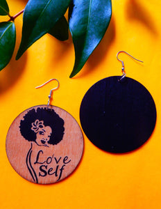 Afrix Style Self Love Earring