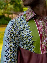 Load image into Gallery viewer, African Mens Shirts