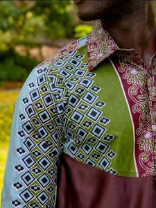 African Mens Shirts