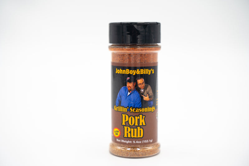 John Boy and Billy Grillin' Seasonings
