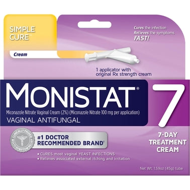 Does the Miconazole Nitrate in Monistat 7 Actually Increase Hair Growth?