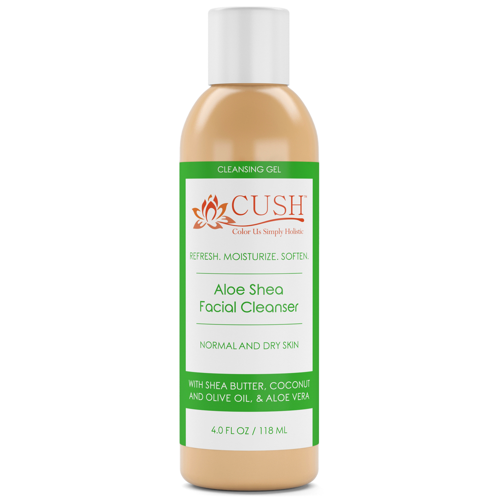 Aloe Shea Facial Cleanser