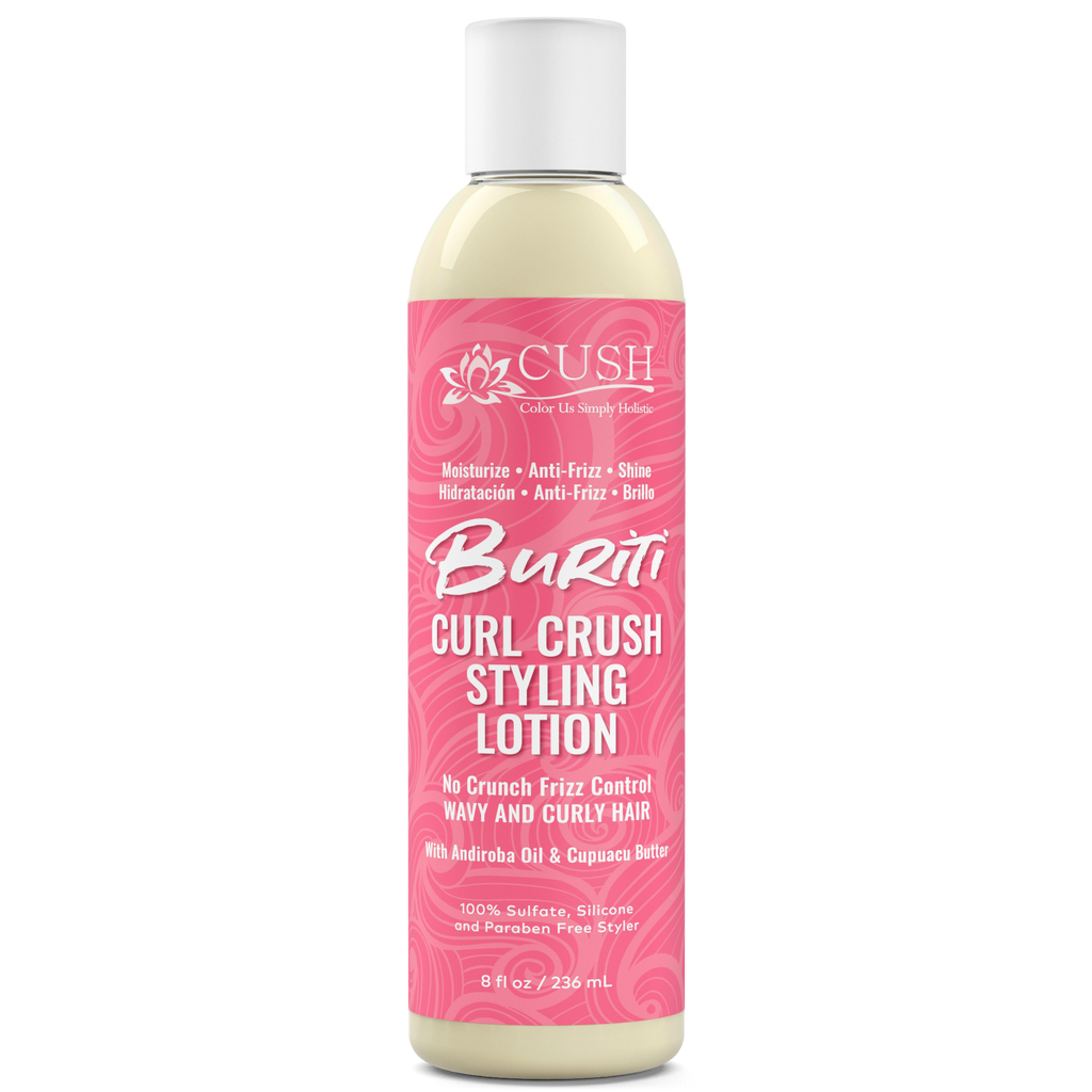 Buriti Curl Crush Styling Lotion