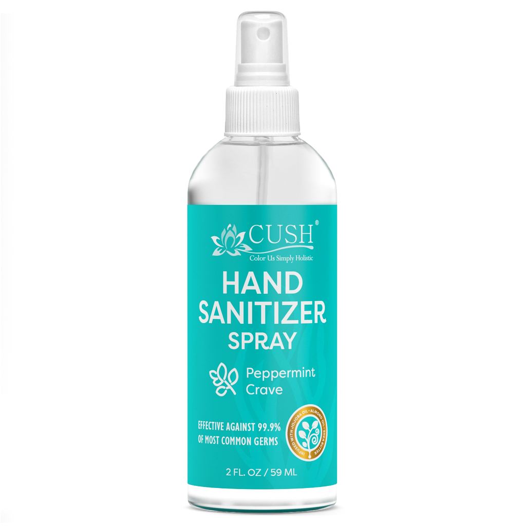 Peppermint Hand Sanitizing Spray 6 Pack (2 fl. oz)