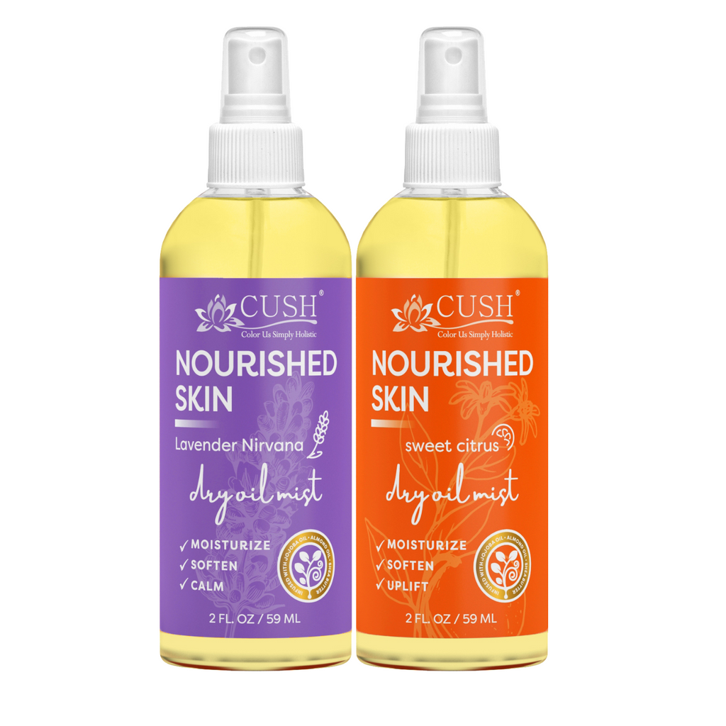 Nourished Skin Dry Oil Mist Travel Collection