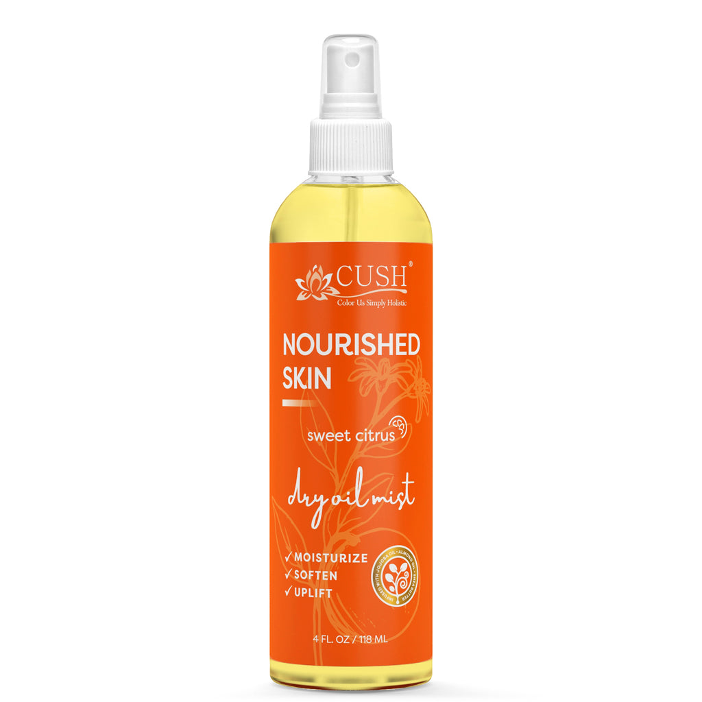 Nourished Skin Sweet Citrus Dry Oil Mist (2oz)