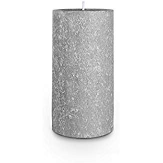 Root Timberline Pillar Candle -  3 X 6  Platinum - Root Candles Made in America