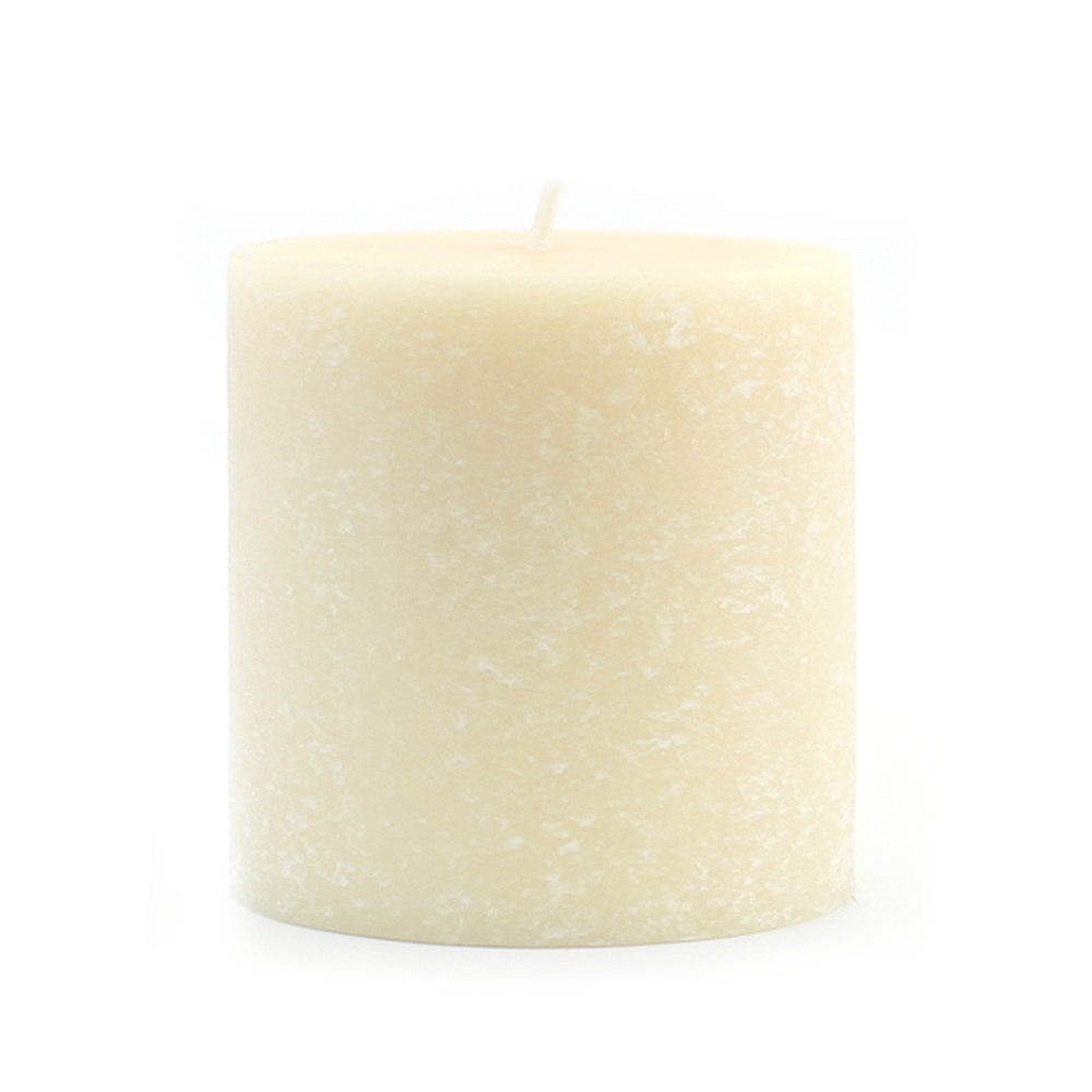 Root Timberline Pillar Candle -  3 X 3  Buttercream - Root Candles Made in America