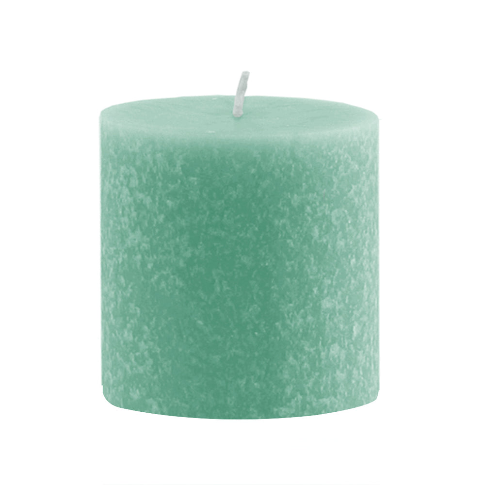 Root Timberline Pillar Candle -  3 X 3  Sky - Root Candles Made in America
