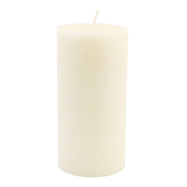 Root Timberline Pillar Candle -  3 X 6 Ivory - Root Candles Made in America