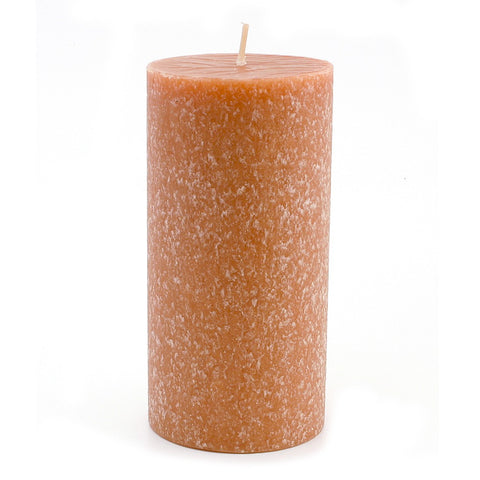Root Timberline Pillar Candle -  3 X 6 Mulled Cider - Root Candles Made in America