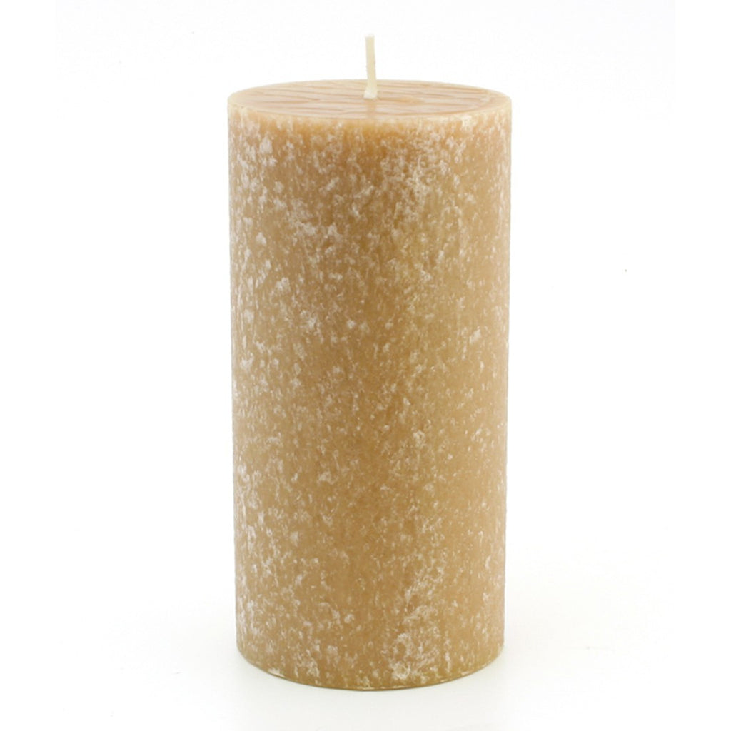 Root Timberline Pillar Candle -  3 X 6 Beeswax - Root Candles Made in America