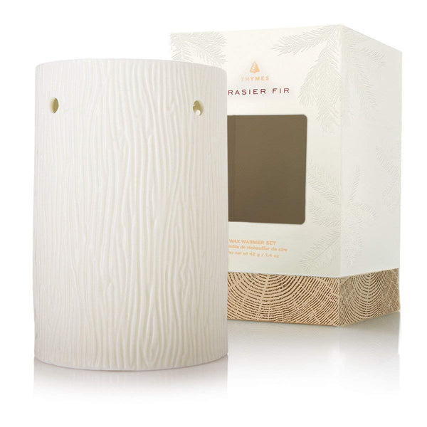 Frasier Fir Wax Warmer Set - Limited Edition