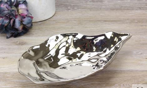 Pampa Bay Medium Porcelain Oyster Bowl