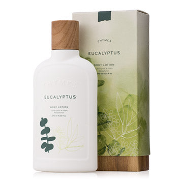 Eucalyptus Body Lotion - Thymes Brand