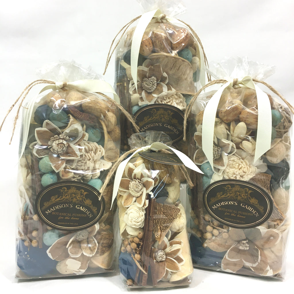 Your Choice, Farm House Potpourri in Ivory and Blue by Madison's Garden