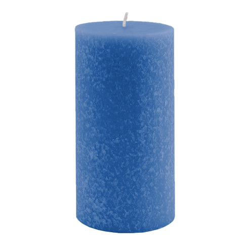 Root Timberline Pillar Candle -  3 X 6  Marine - Root Candles Made in America